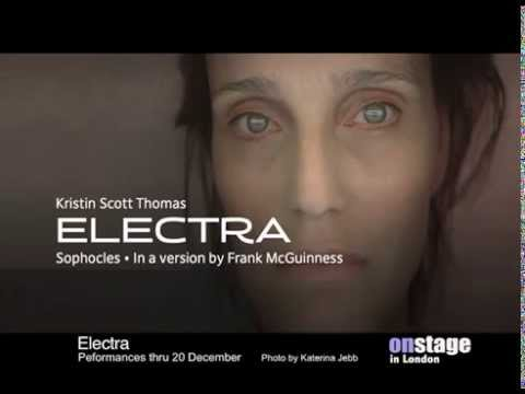 Electra onstage report