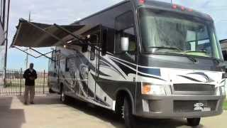 Video Preowned 2012 Thor Outlaw 3611 Class A Gas Toy Hauler Motorhome RV -Holiday World of Houston in Katy download MP3, 3GP, MP4, WEBM, AVI, FLV Juli 2018
