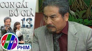 THVL | Con gái bố già - Tập 13[1]: Bố già lệnh cho Trung méo cử sát thủ bảo vệ Kim Cương