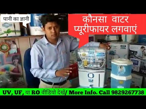Kent Ro & Kent Water filter Demo