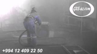 Видео ролик пескоструй(Пример реальной работы пескоструйного метода очистки старых и каррозийных поверхностей..., 2014-02-12T08:22:11.000Z)