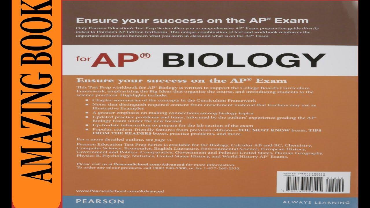 Barrons Ap Biology 4th Edition Pdf