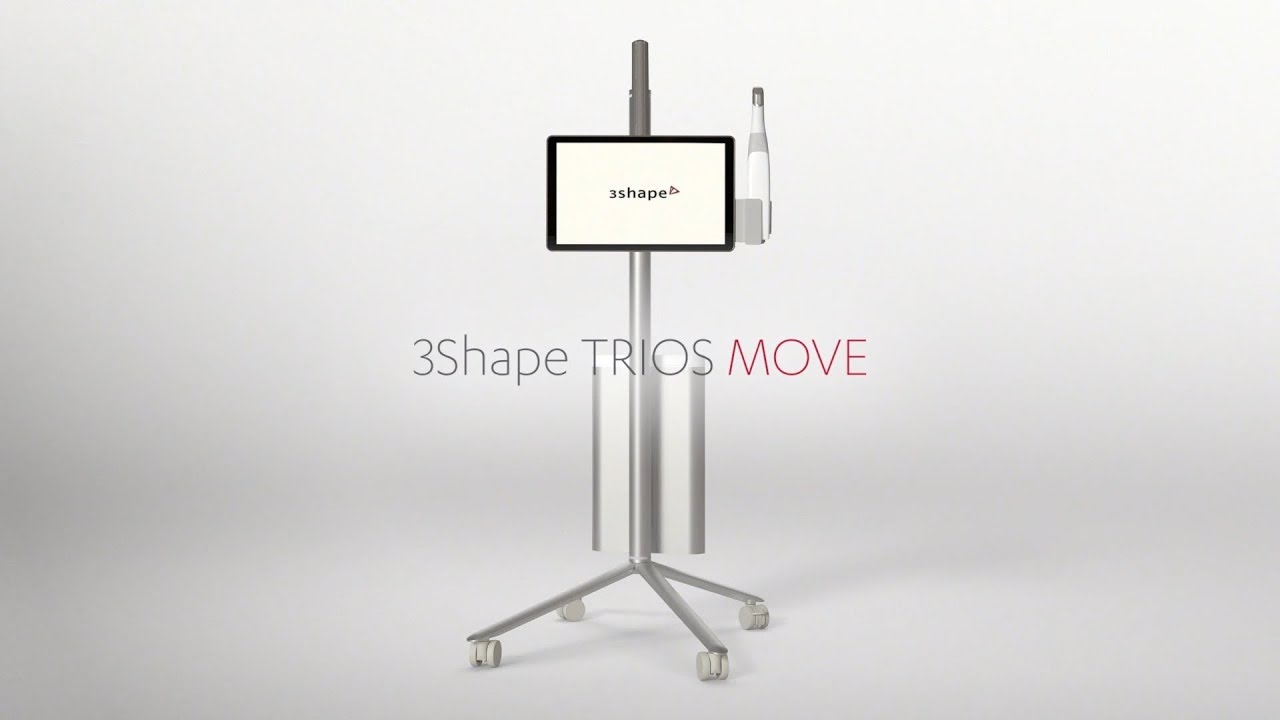 3Shape TRIOS MOVE – everyone's talking about it!