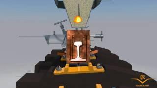 Технология термитной сварки рельсов (графика - 1)(http://www.snaga.ru/, 2016-08-23T23:12:29.000Z)