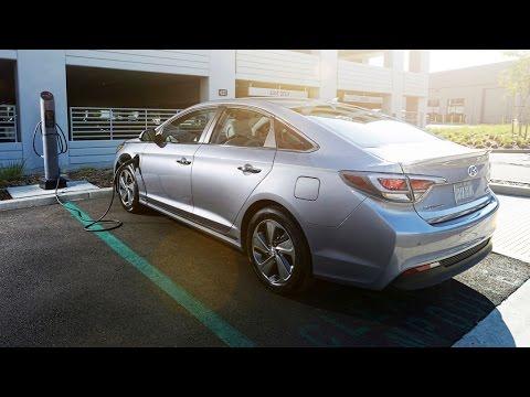 2016 Hyundai Sonata Plug-in Hybrid Review