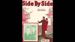 Paul Whiteman - Side By Side 1927