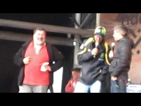 Colin Edwards Interview Silverstone