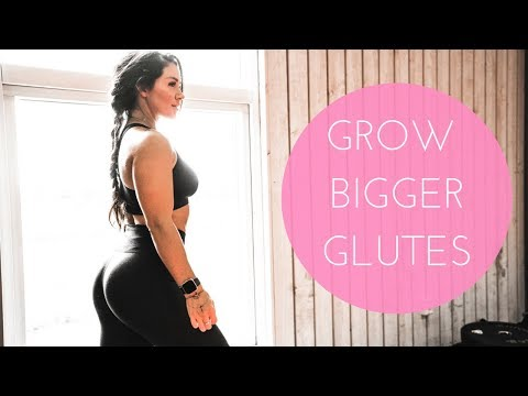 BUILD LEGS & GLUTES - GLUTE FOCUSED WORKOUT (BARBELLS & DUMBELLS ONLY)