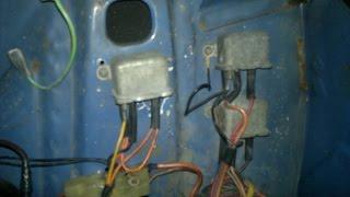 видео Замена ремня генератора lada 21065 (ваз 21065)