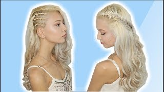 QUICK & EASY HAIRSTYLES YOU THOUGHT WERE HARD TO DO
