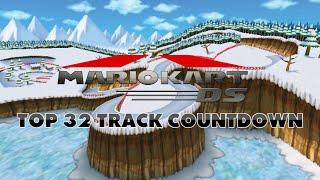 Mario Kart DS - Top 32 Tracks Countdown