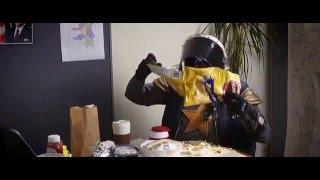 Space Cop movie clip