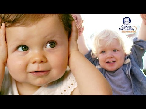The 5 Toddler Superpowers // Presented by BuzzFeed & Gerber