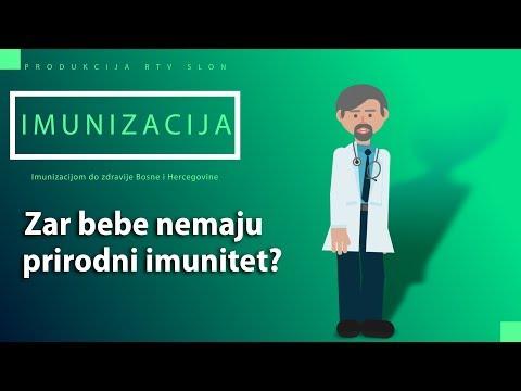 IMUNIZACIJA - Zar bebe nemaju prirodni imunitet?