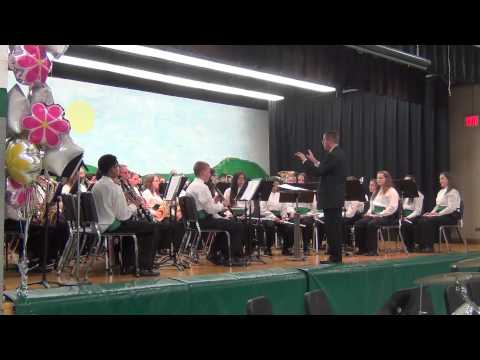 May 4th, 2015 Roselle Middle School Spring Concert Grand Galop