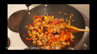 Easy Pork Chili Recipe - Pork Spicy Stew