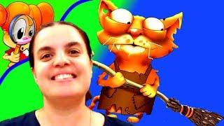 БолтушкА ВеселушкА И Смешные ПРИКЛЮЧЕНИЯ Котов!#21 ИГРЫ и Прохождения для ДЕТЕЙ