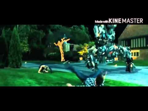 Transformers 3 Breakdance scene
