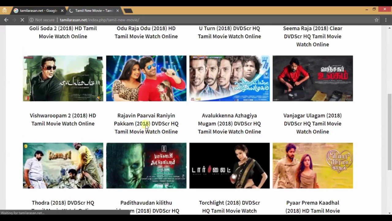 New tamil movies 2019 watch online
