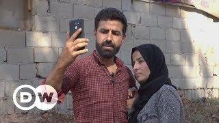 Türkische Mauer trennt Syrer   DW Deutsch