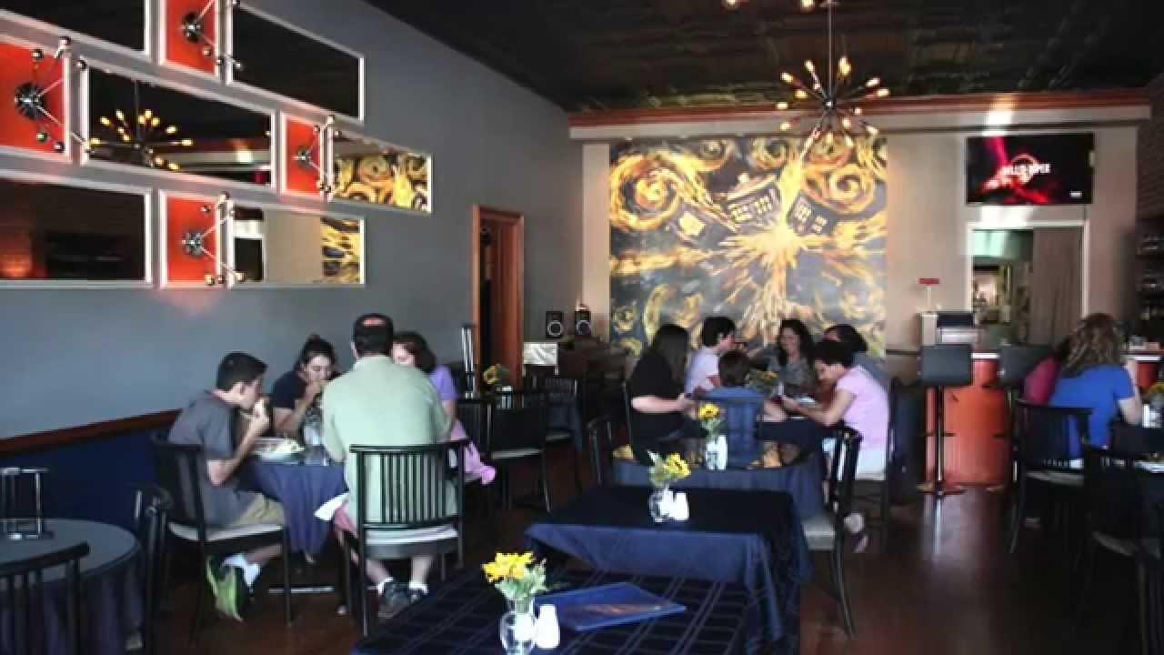 The Pandorica Restaurant