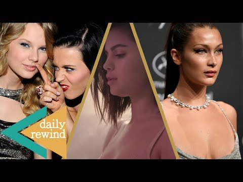 Selena Gomez SPILLS 'Bad Liar' Secret, Taylor Swift SICK of Katy Perry, Bella Hadid's Newest Fan -DR