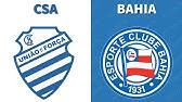 CSA 2 x 0 BAHIA | GOLS E MELHORES MOMENTOS | 5ª RODADA | COPA DO NORDESTE  2021 (23/03/2021) - YouTube