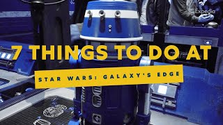 7 Things to Do at Star Wars: Galaxy's Edge | Expedia