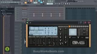 EDM Trap FL Studio 12 Tutorial
