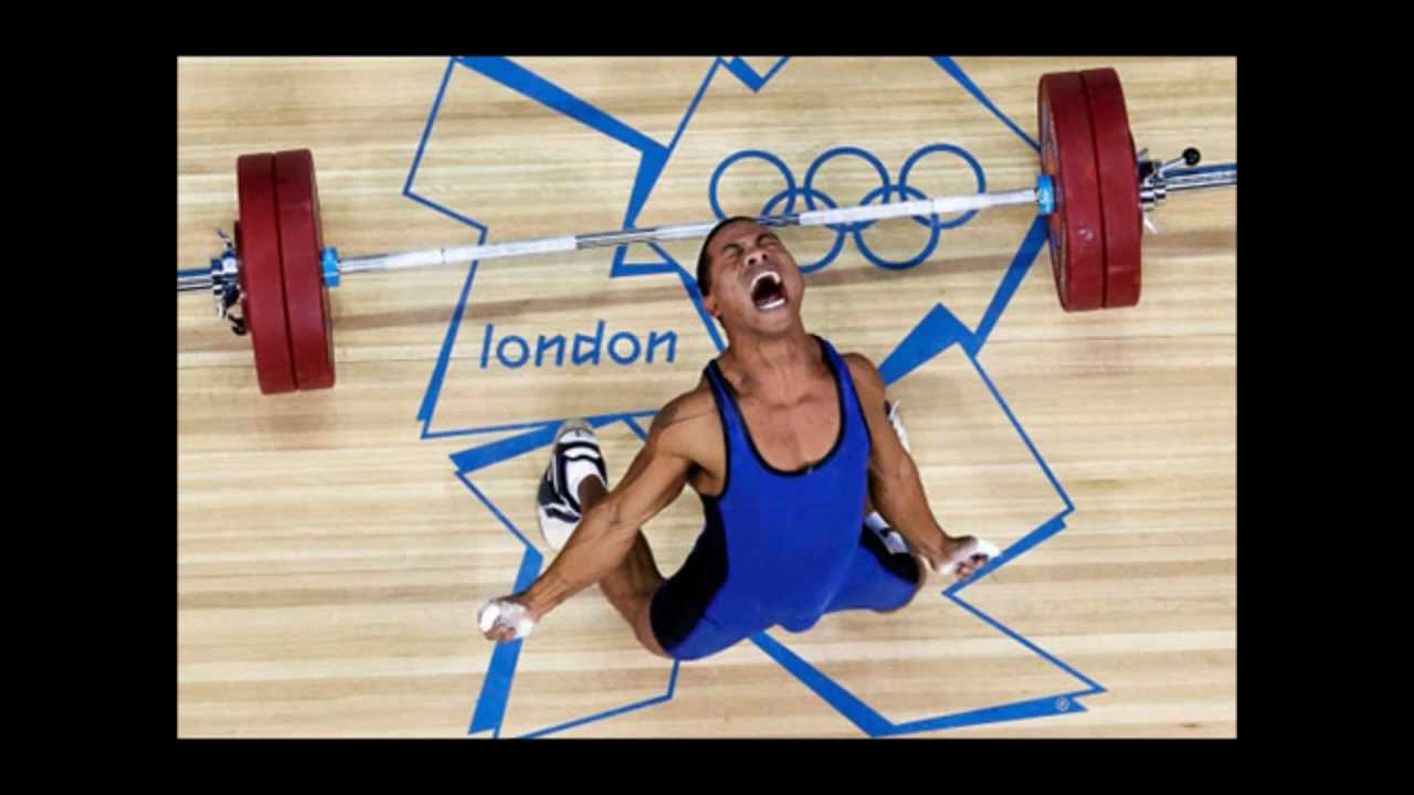 olympic 2012 weight lifting funny youtube
