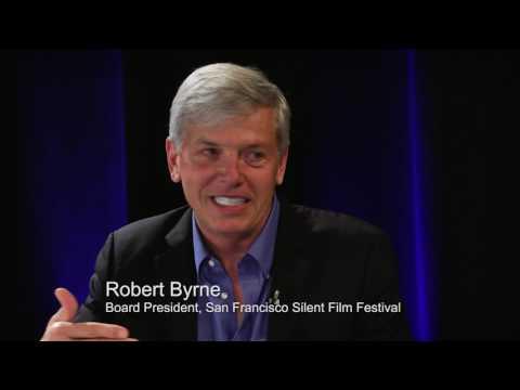 Robert Byrne on Silent Films & San Francisco Silent Film Festival