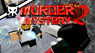 KNIFE! ▼ Murder Mystery 2 ▼ Roblox Game Review [50 FPS]