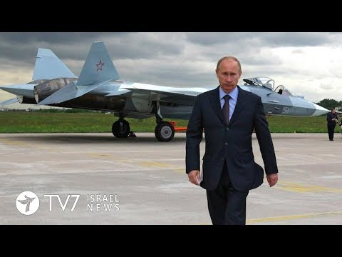Russia deploys advanced Su-57 fighter-jets in Syria - TV7 Israel News 20.11.18