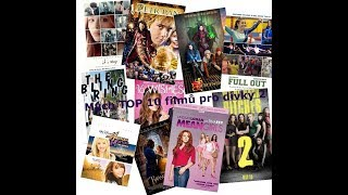 Mých TOP 10 filmů pro dívky 2