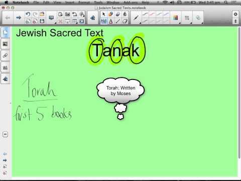 Jewish Sacred Text: Tanak