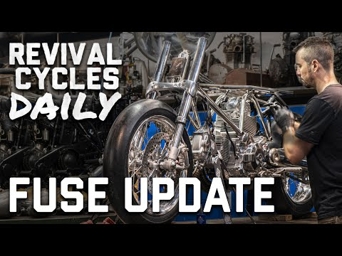 Revival Ducati Fuse Update & World's MOST Complicated Brake Job! // Revival Daily 85
