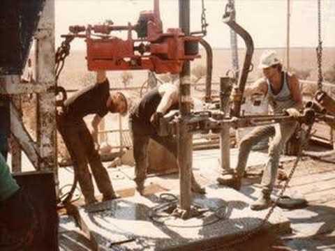 Oil Rigs Drilling in Australia