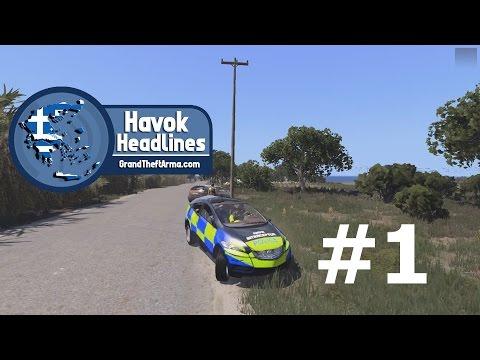 Havok Headlines #1 - Interview With A Senior Detective