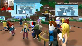 Mind the competition in Roblox - Terror is on the field with Minahil