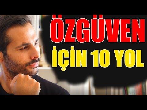 GÜÇLÜ BİR ÖZGÜVEN İÇİN KANITLANMIŞ 10 ETKİLİ YOL !(Kişisel Gelişim Videoları)