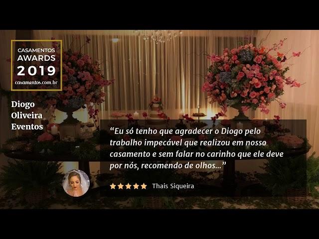 Diogo Oliveira | Casamentos Awards 2019