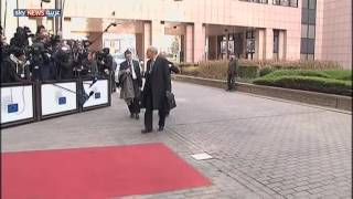 اجتماع أوروبي لبحث الملف النووي الإيراني