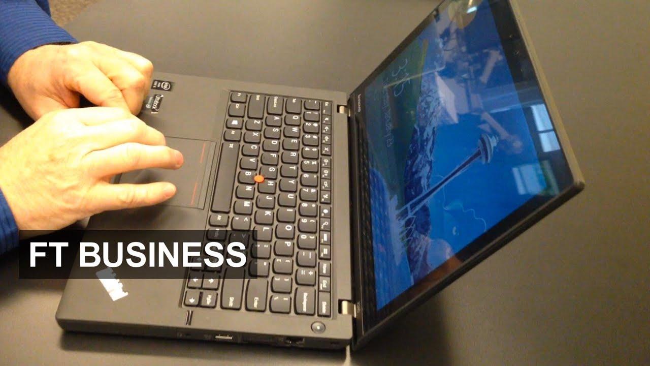 Laptops: Apple vs Lenovo | FT Business