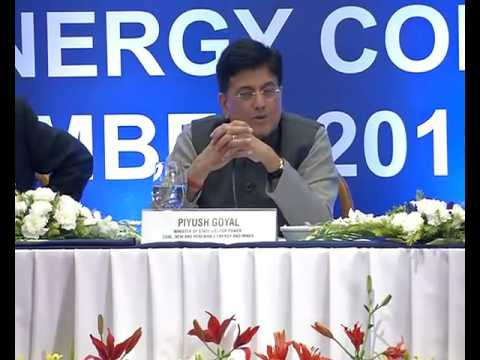 "Speaking at ""Energy Conservation Day"" , Delhi"
