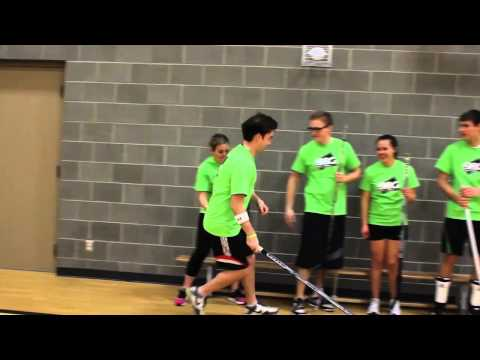 Floor Hockey Rules - Changing on the Fly