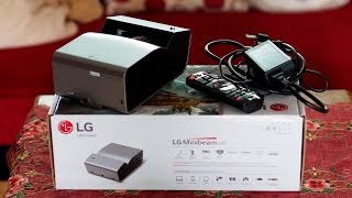 LG PH450UG DLP Ultra Short Throw Projector