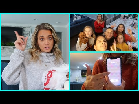 I Hid Alisson's Friends IPhone | SISTERFOREVERVLOGS #714