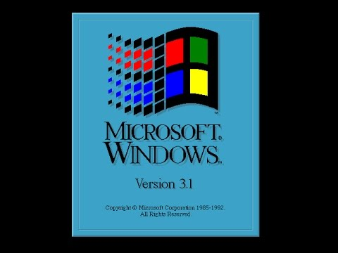 25 Years Of Windows 3 1
