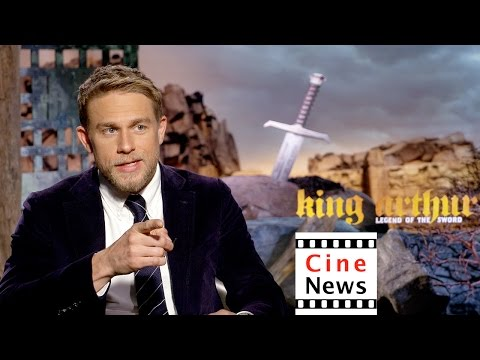 """King Arthur: Legend of the Sword"" – Interview: Charlie Hunnam"