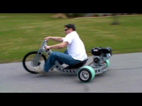 Go-Kart Plans & Drift Trike Plans